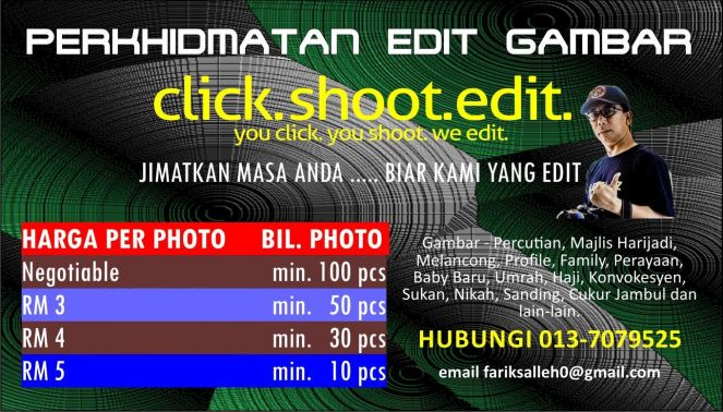 you klik we edit